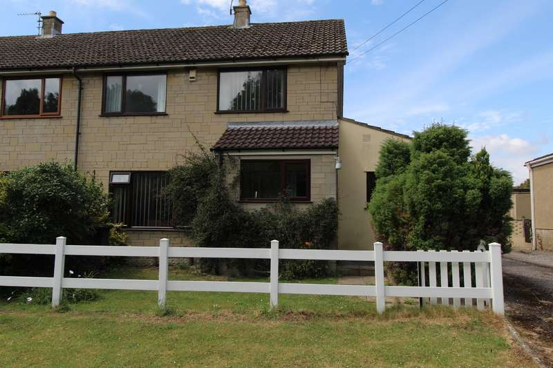 3 Bedrooms Semi Detached House for sale in Church Road, Pensford, Bristol, BS39 4EX