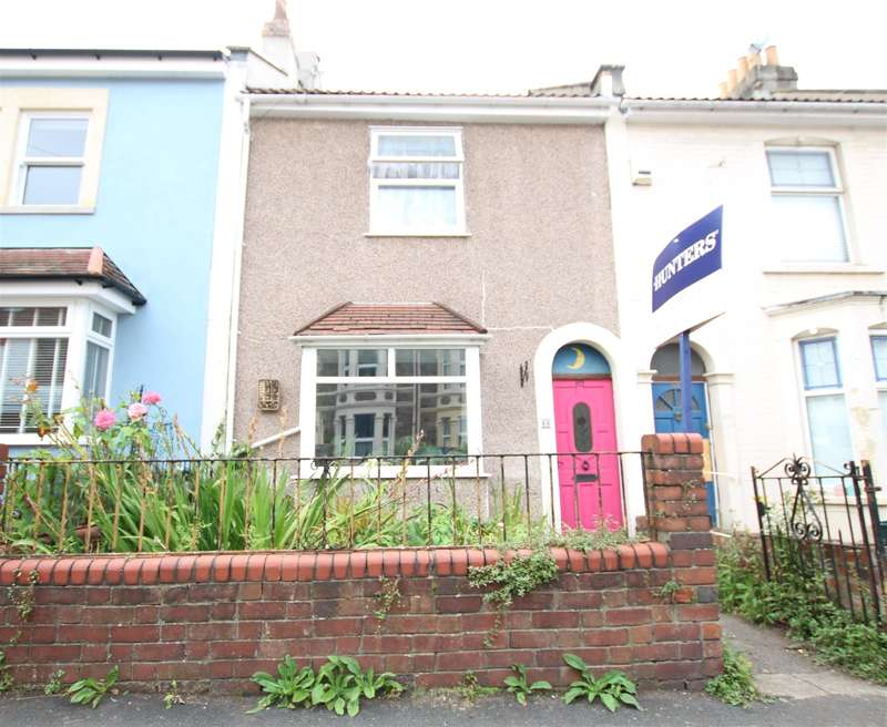 3 Bedrooms Terraced House for sale in Carlyle Road, Greenbank, Bristol, BS5 6HH
