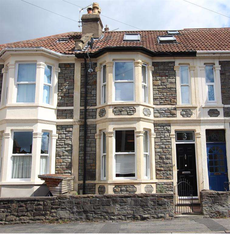 3 Bedrooms Terraced House for sale in Carlyle Road, Bristol, BS5 6HG