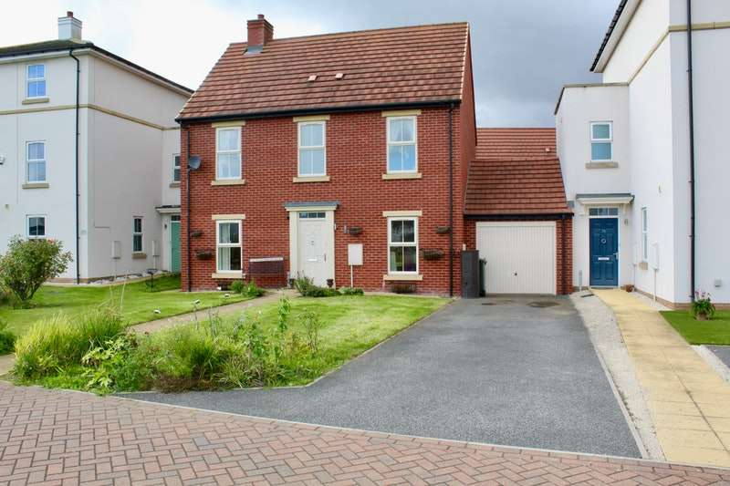 4 Bedrooms Detached House for sale in Kingsbrook Chase, Rotherham, South Yorkshire, S63