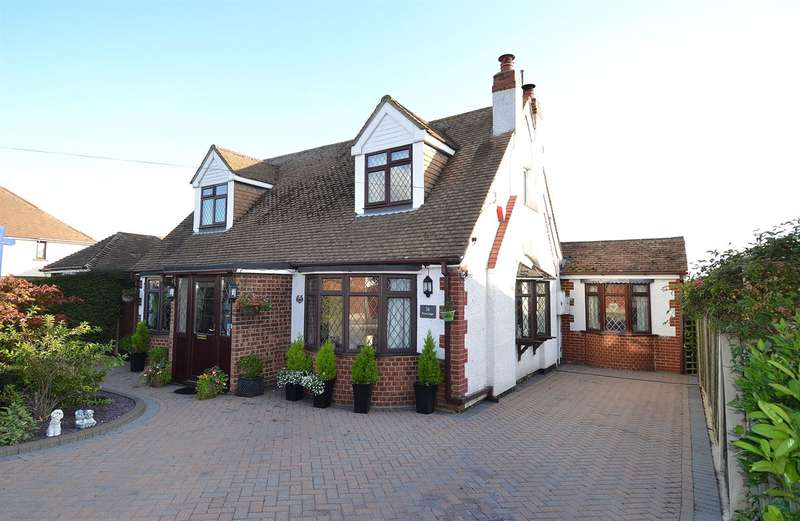 4 Bedrooms Detached Bungalow for sale in Swalecliffe Road, Tankerton, Whitstable