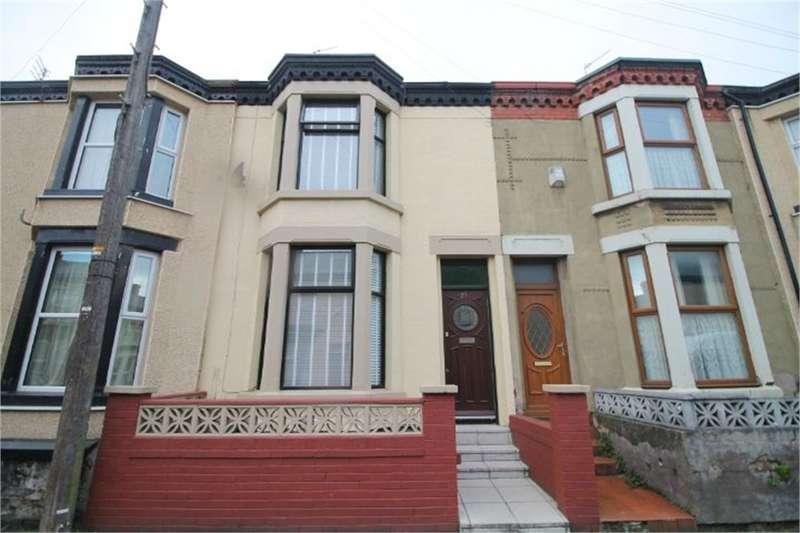 3 Bedrooms Terraced House for sale in Scott Street, BOOTLE, Merseyside