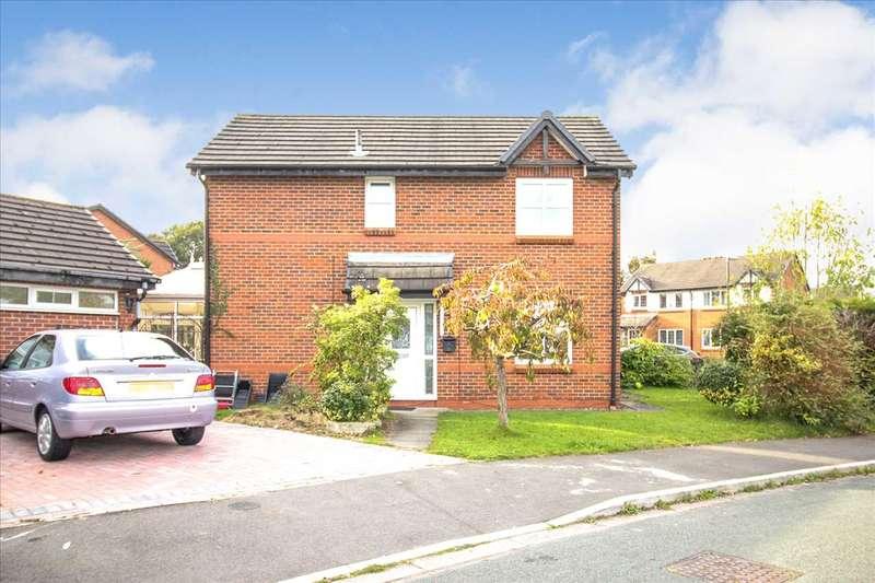 4 Bedrooms Detached House for sale in Burley Crescent, Winstanley, Wigan