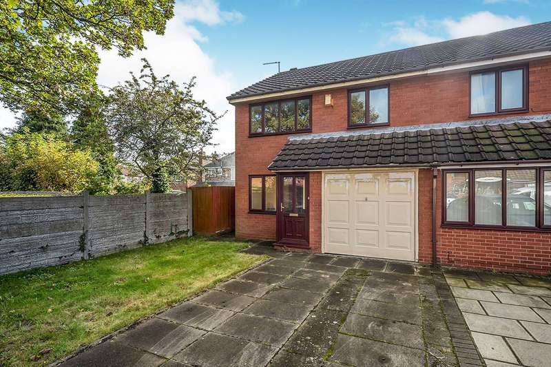 3 Bedrooms Semi Detached House for sale in Almonds Park, West Derby, Liverpool, Merseyside, L12