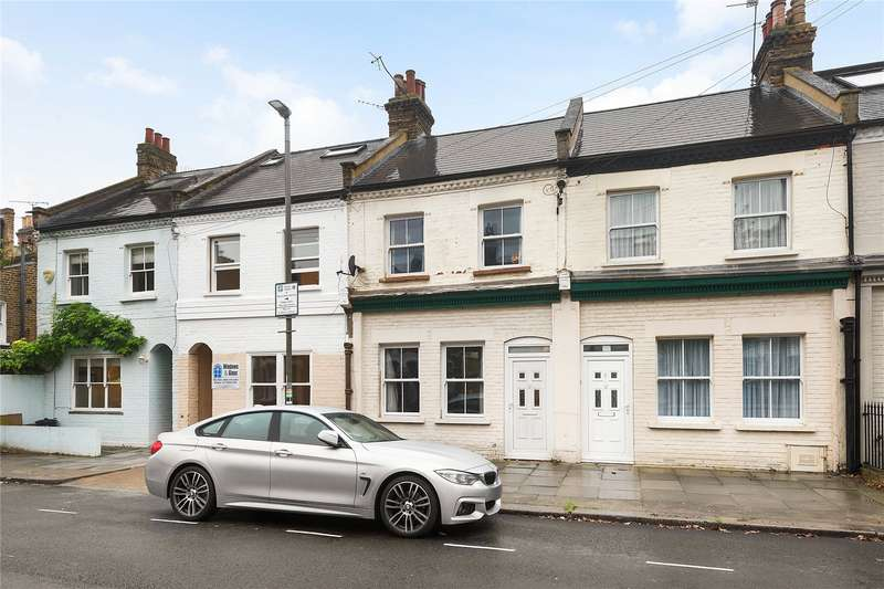 3 Bedrooms Terraced House for sale in Candahar Road, London, SW11