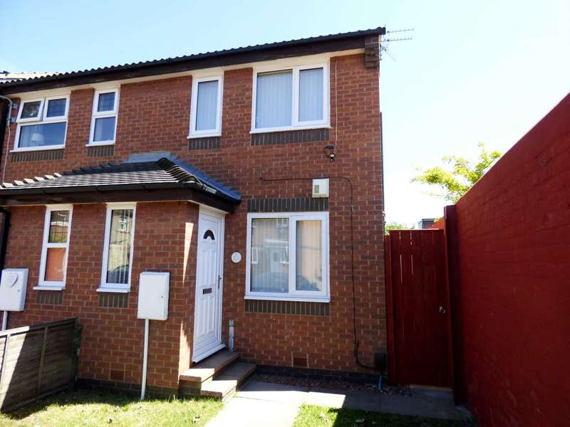 2 Bedrooms End Of Terrace House for rent in The Chase, Redcar Lane, Redcar