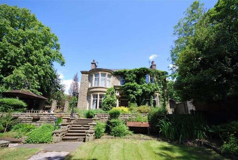 6 Bedrooms Link Detached House for sale in Clough End Road, Haslingden, Rossendale, BB4