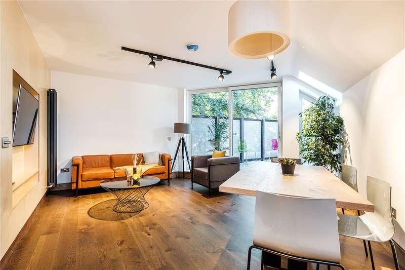 Apartment Flat for sale in Legard Works, Legard Road, Islington, London, N5