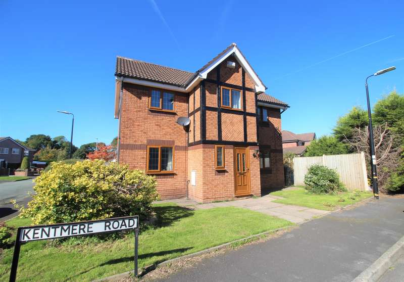 4 Bedrooms Detached House for sale in Kentmere Road, Timperley, Altrincham, WA15 7LW