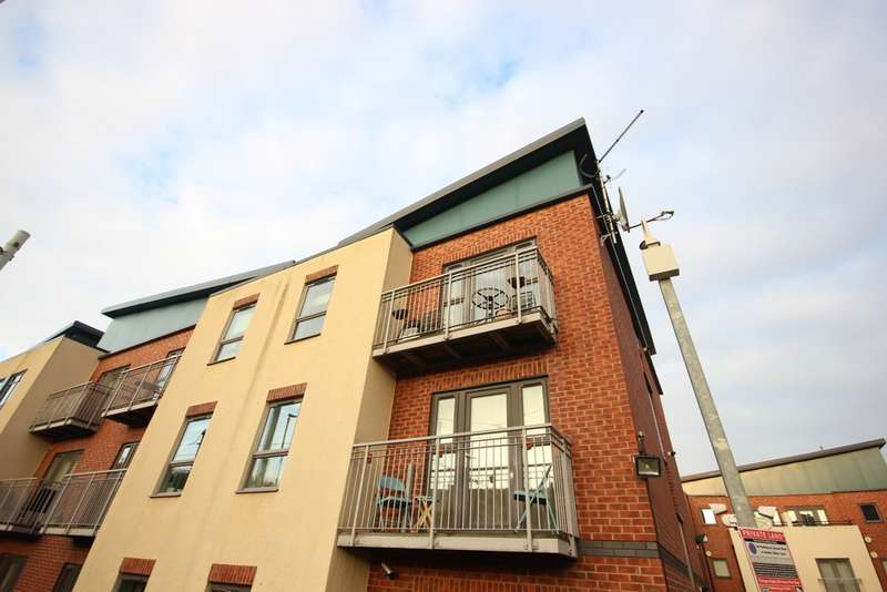2 Bedrooms Flat for rent in The Willows, Middlewood Road S6