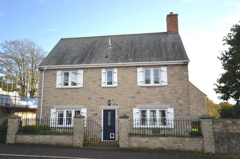 4 Bedrooms Detached House for sale in Bramdon Close, Portesham