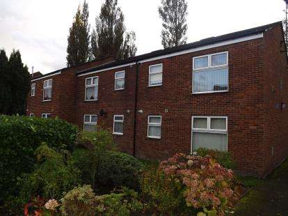 1 Bedroom Flat for sale in Milton Court, Milton Road, Coppull, Chorley