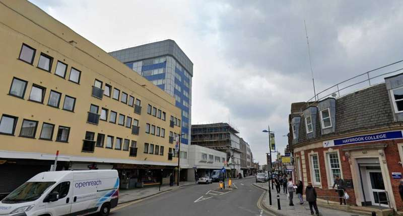 Block Of Apartments Flat for sale in High Street Slough, Slough