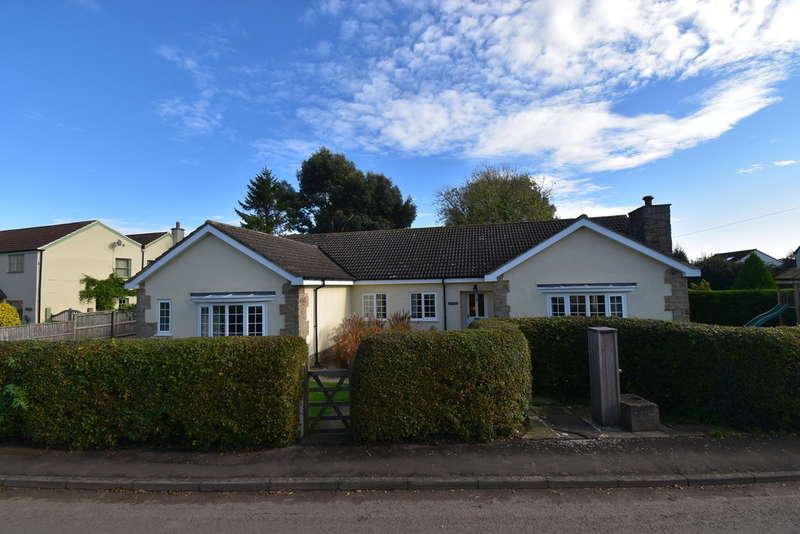4 Bedrooms Detached Bungalow for sale in Welbury, Northallerton