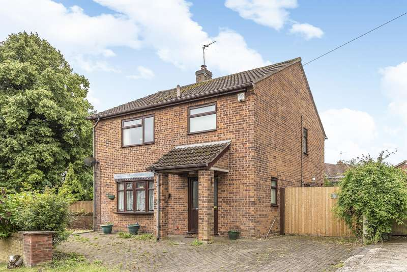 3 Bedrooms Detached House for sale in Lincoln Road, Horncastle, Lincs, LN9 5AW