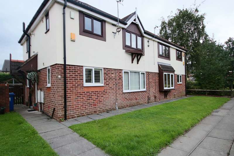 1 Bedroom Apartment Flat for sale in Tower Grove, Leigh, WN7 2TZ