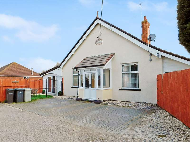 4 Bedrooms Detached Bungalow for sale in Church Lane, Winthorpe, Skegness, PE25 1ED