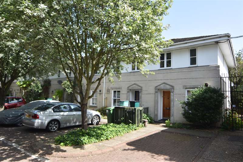 2 Bedrooms Terraced House for sale in Bergholt Mews, London, London, NW1 0BQ