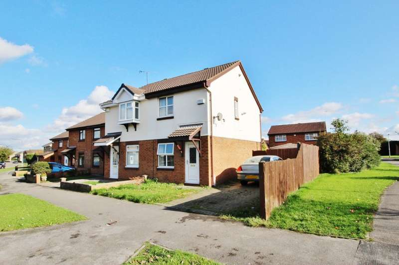 2 Bedrooms Semi Detached House for sale in Howdale Road, Hull, East Yorkshire, HU8