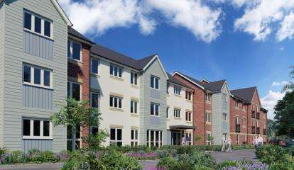 1 Bedroom Retirement Property for sale in Tebbutt Lodge, Clarence Street, Market Harborough