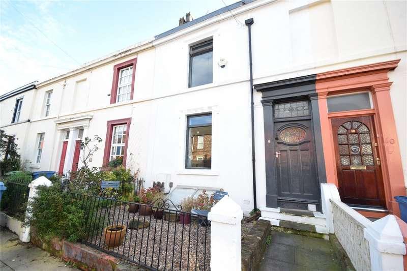 3 Bedrooms Terraced House for sale in Salisbury Terrace, Wavertree, Liverpool, L15
