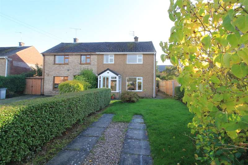 3 Bedrooms Semi Detached House for sale in Fishers Lane, Pensby, Wirral, CH61 8SD