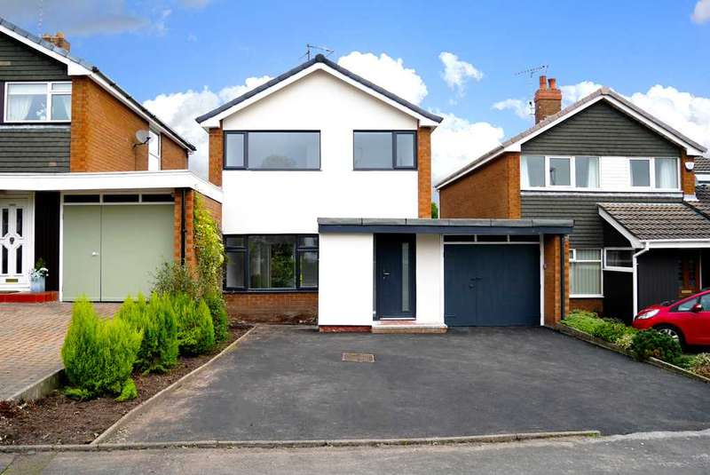 3 Bedrooms Detached House for sale in Thirlmere, Macclesfield