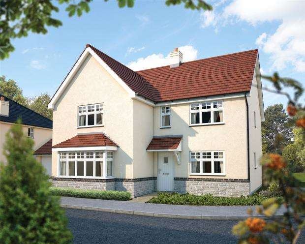 5 Bedrooms Detached House for sale in Plot 130 The Arundel, Hayle, Cornwall