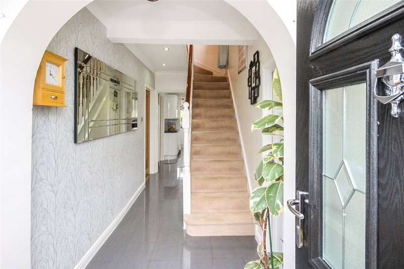 3 Bedrooms Semi Detached House for sale in Northbrook Road, Rodbourne Cheney, Swindon, Wiltshire, SN2