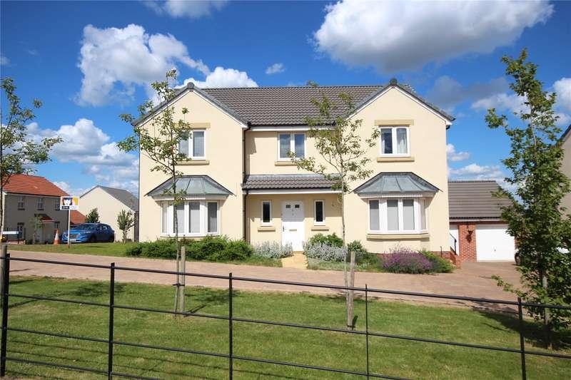 5 Bedrooms Detached House for sale in Oatlands, The Grange, Swindon, Wiltshire, SN5