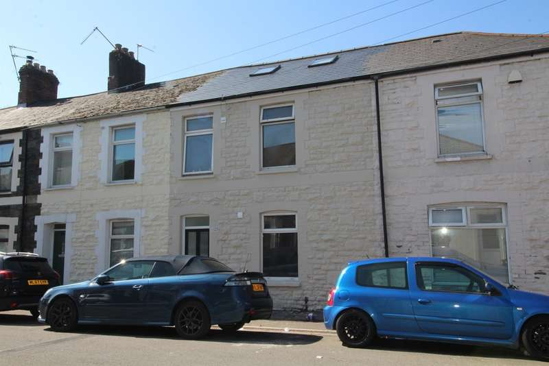 6 Bedrooms Terraced House for sale in Bedford Street, Cardiff