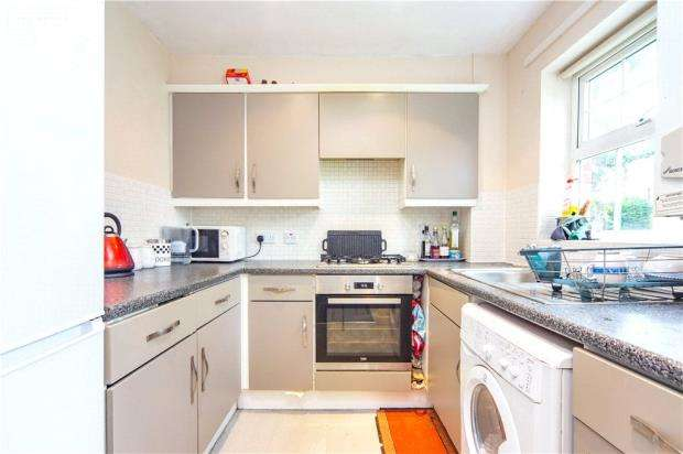 2 Bedrooms Apartment Flat for sale in New Horton Manor, Dawn Redwood Close, Slough