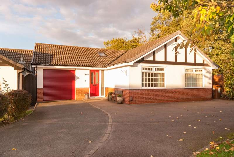 2 Bedrooms Detached Bungalow for sale in Walnut Grove, Lichfield, WS14