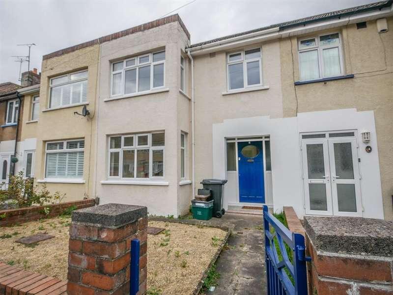 3 Bedrooms Terraced House for sale in Kenneth Road, Brislington, Bristol, BS4 5AF