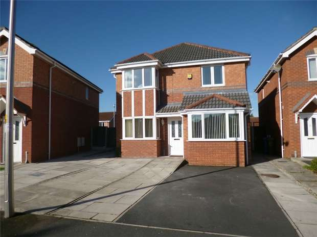 4 Bedrooms Detached House for sale in Goodwood Drive, Stockport, Cheshire