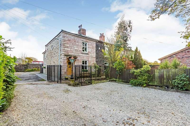 2 Bedrooms Semi Detached House for sale in South Terrace, Abbey Village, Chorley, Lancashire, PR6
