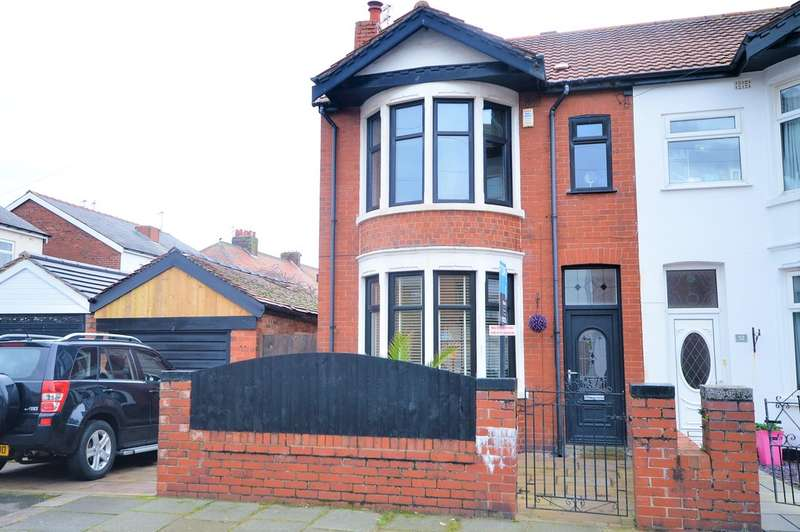 5 Bedrooms Semi Detached House for sale in Berwick Road, South Shore