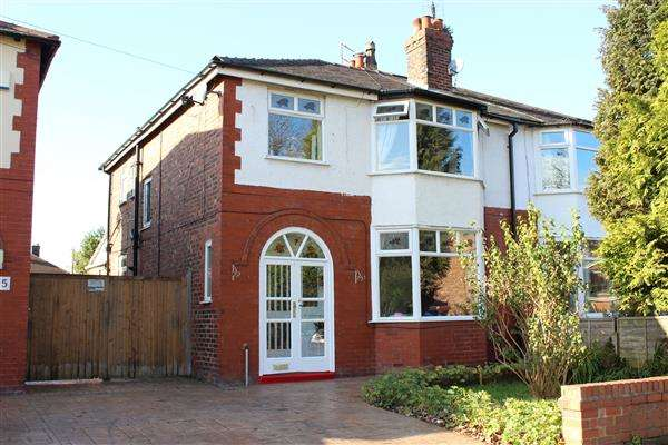 3 Bedrooms Semi Detached House for sale in Northfield Road, New Moston, Manchester