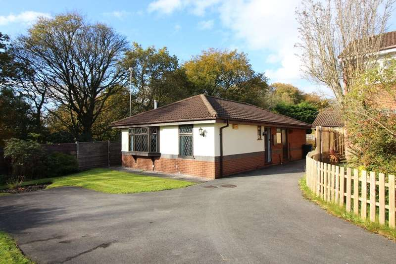 3 Bedrooms Detached Bungalow for sale in Marlborough Close, Ramsbottom, Bury, BL0