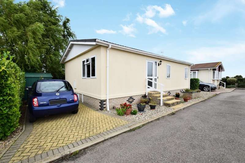 2 Bedrooms Mobile Home for sale in Green Acres Park, Wetheringsett. IP14 5QE