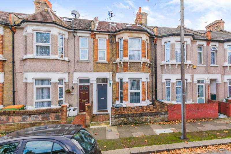 2 Bedrooms Flat for sale in Waghorn Road, Upton Park, E13