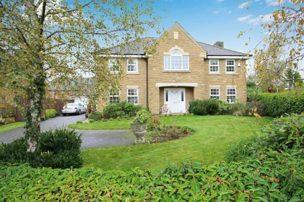 Detached House for sale in Weare Close, Leicester, Leicestershire, LE7 9DY