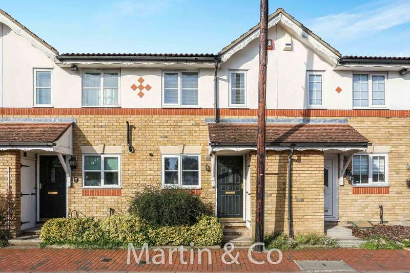 2 Bedrooms Terraced House for sale in William Street, Carshalton, SM5