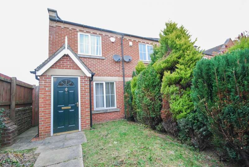 2 Bedrooms House for sale in Lawson Court, Boldon Colliery
