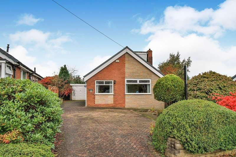 4 Bedrooms Detached Bungalow for sale in Hillside Avenue, Burnley, Lancashire, BB10