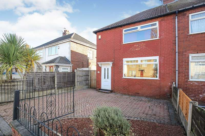 3 Bedrooms Semi Detached House for sale in Harrogate Road, Reddish, Stockport, SK5