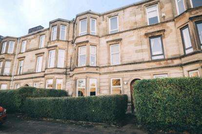 2 Bedrooms Flat for sale in Victoria Park Drive South, Whiteinch, Glasgow