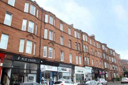 1 Bedroom Flat for sale in Clarkston Road, Glasgow