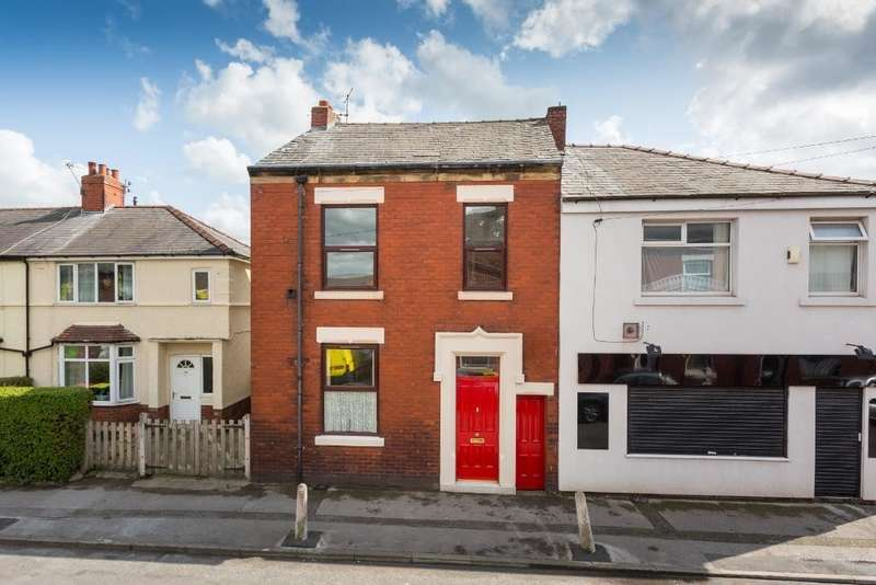 4 Bedrooms Semi Detached House for sale in Cemetery Road, Preston