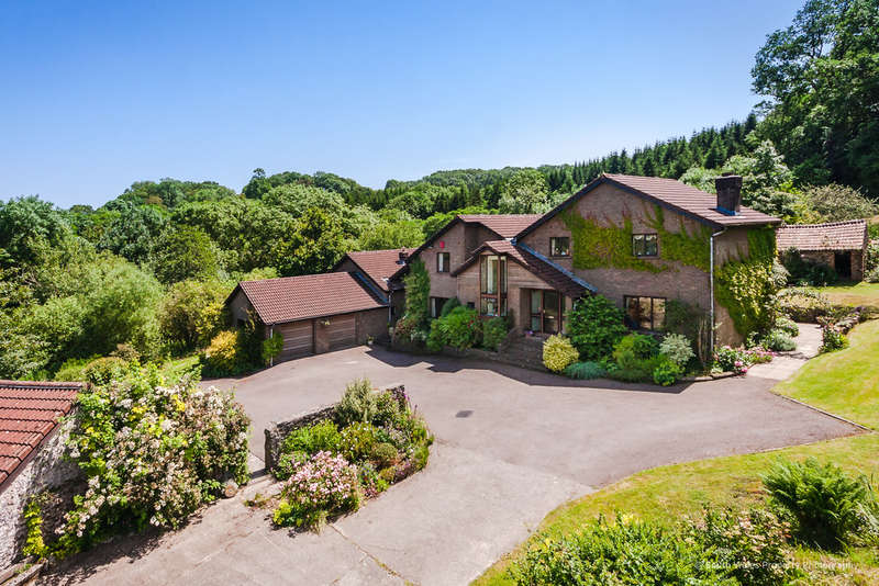 5 Bedrooms Detached House for sale in Peterston-Super-Ely, Cardiff, Vale of Glamorgan, CF5 6LG